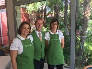 staff brione green resort