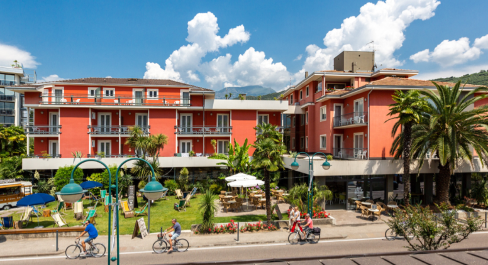 hotel brione garda green resort